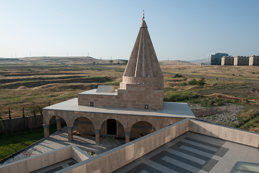 Yazidi shrine